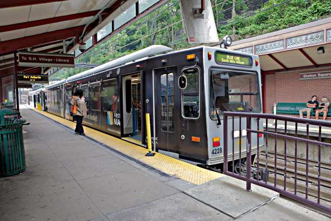 Pittsburgh Train - JoeBaur
