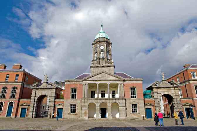 Dublin Castle Ireland - JoeBaur
