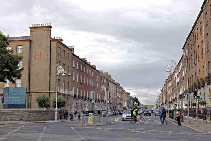 Georgian Kilometer Dublin Ireland