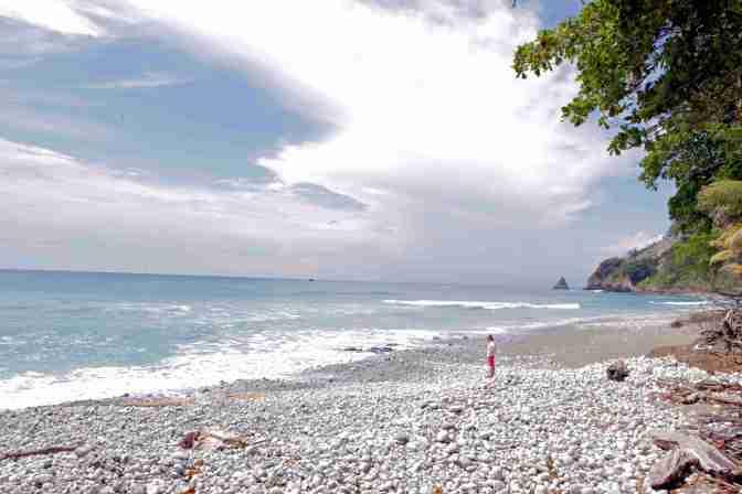 Rocky Osa Peninsula Costa Rica Beach - JoeBaur