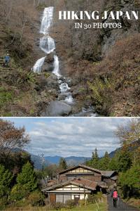 Hiking Japan - JoeBaur
