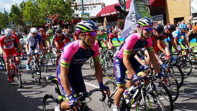Tour of Utah road cycling