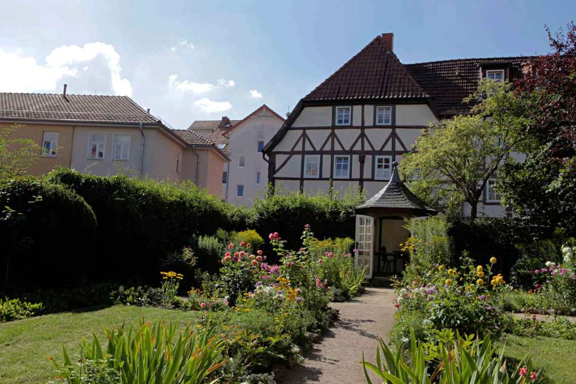 Bach Museum in Eisenach, Germany