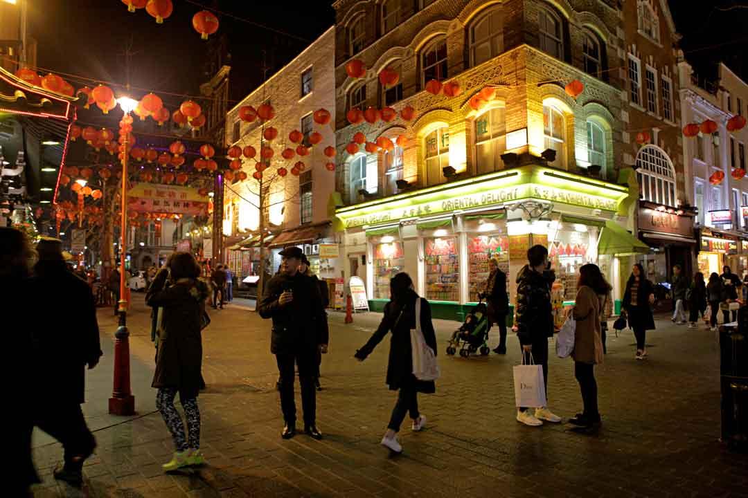 Chinatown Soho London