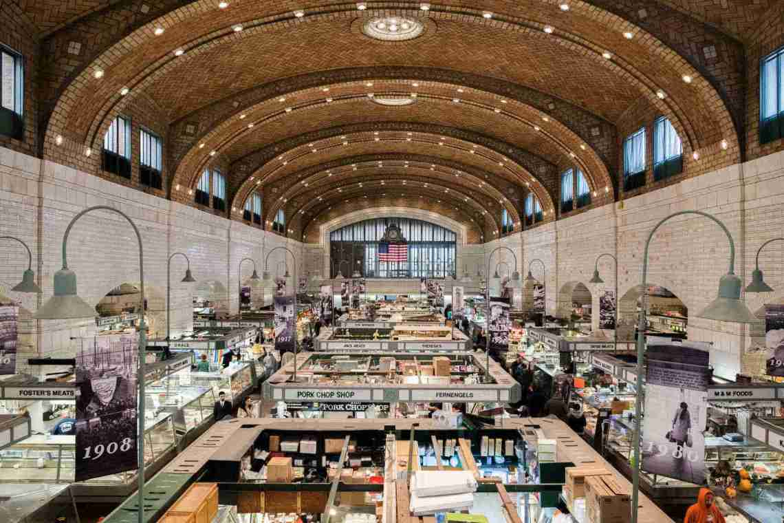 West Side Market Cleveland