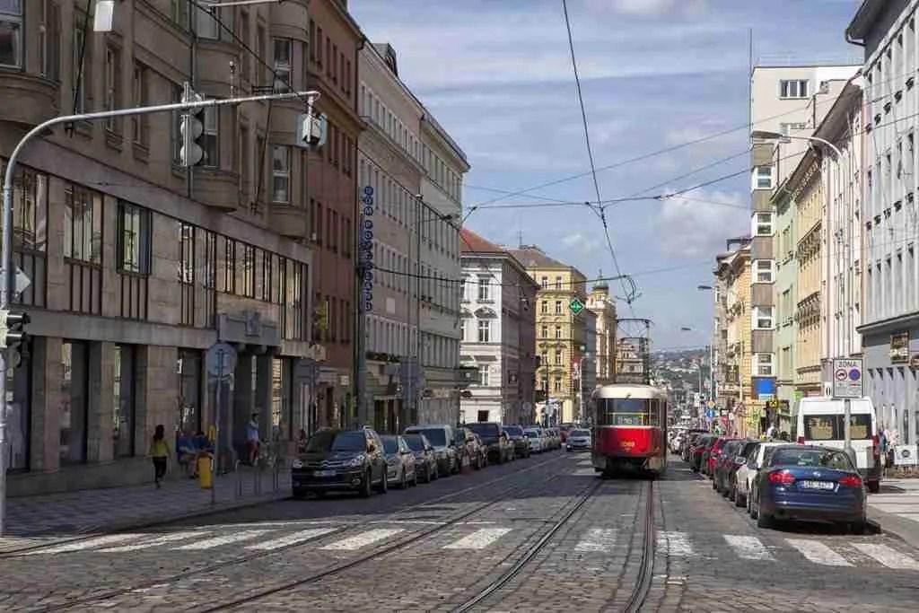 Prague Streetcar