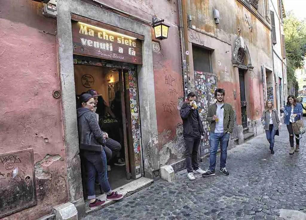 Ma Che Siete Venuti A Fa Rome Craft Beer