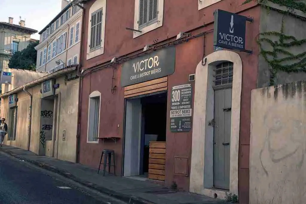 Victor Cave and Bistrot Bieres