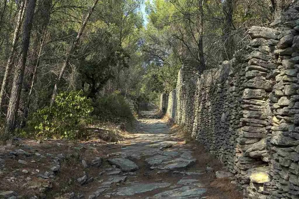 Provence Hiking Path