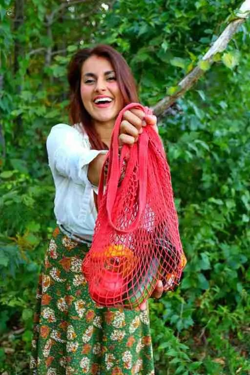 Marina Qutab talks Zero Waste Vegan Travel