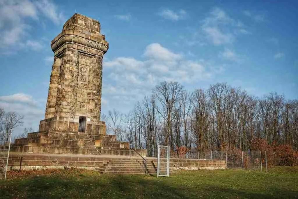 Otto von Bismarck Turm Sauerland Germany