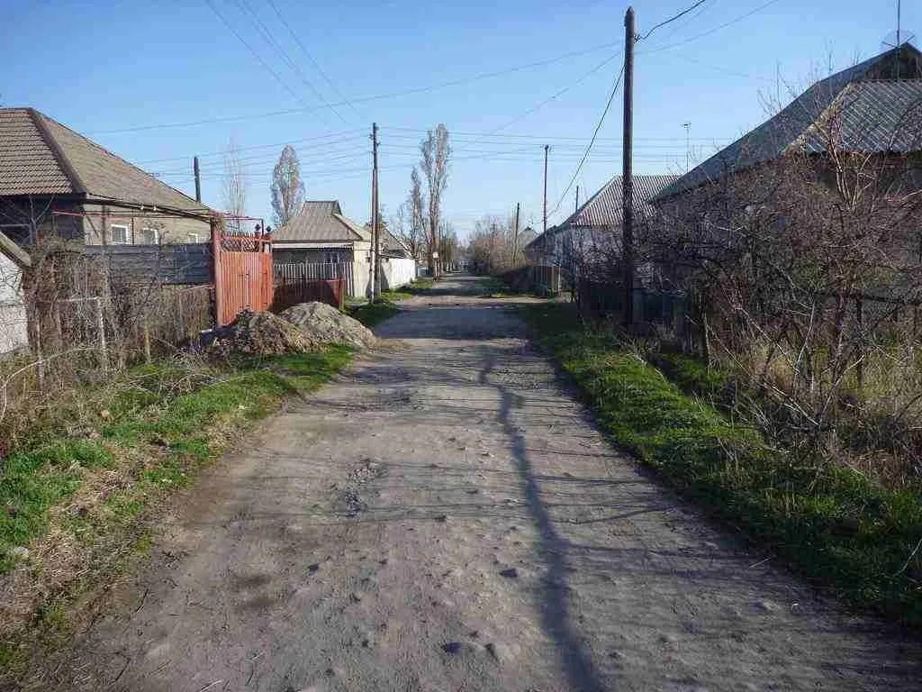 Kyrgyzstan Village Street