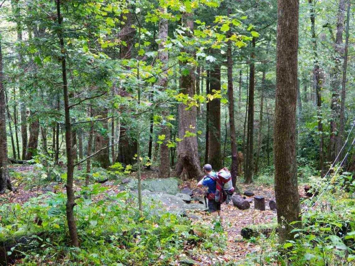 Camping Smoky Mountains National Park