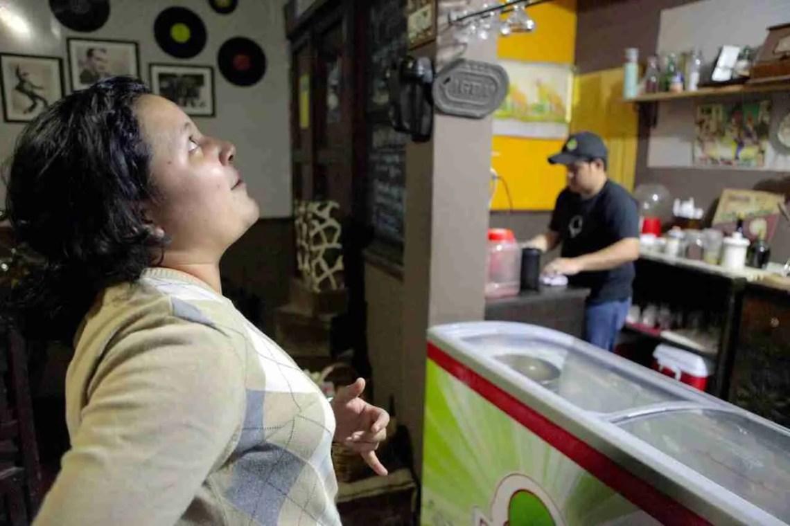 Ice Cream Shop in Santa Tecla El Salvador