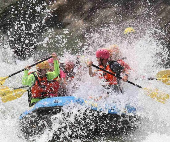 White Water Rafting West Virginia New River - Visit Southern West Virginia