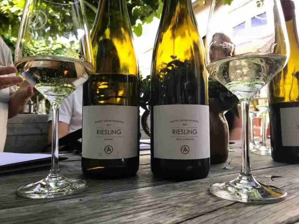 Wine from Marius Meyer