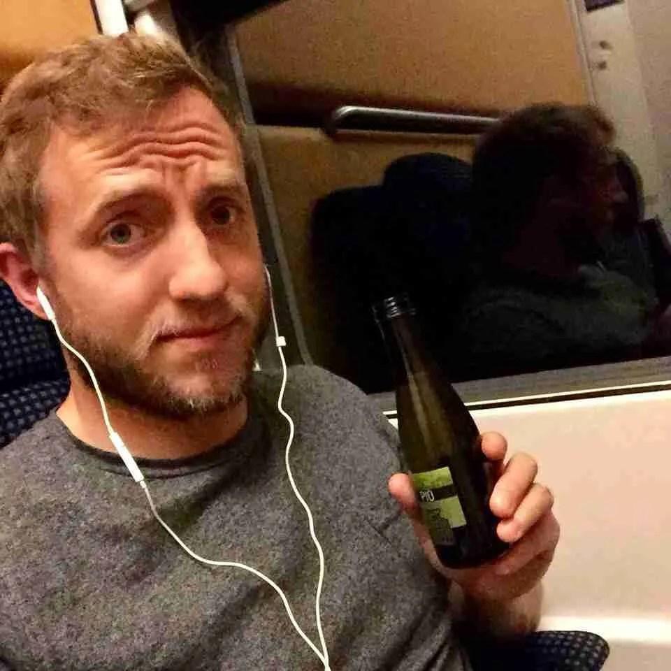 OBB Night Train Drink