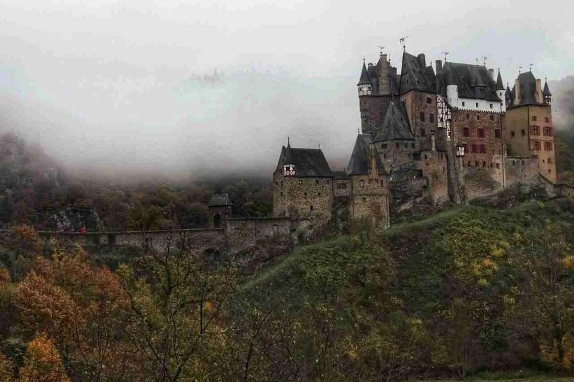 Burg Eltz Bridge