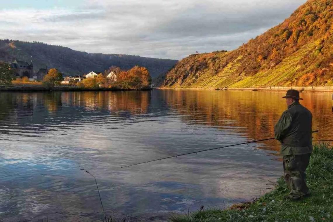 Fishing in Beilstein