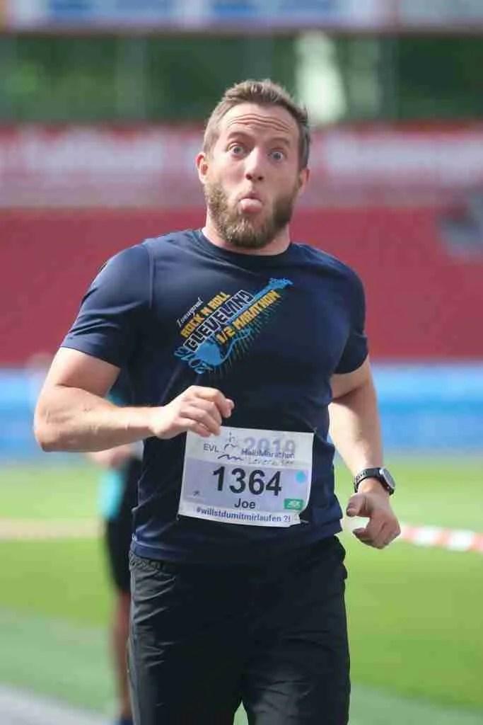 Leverkusen Halbmarathon Running
