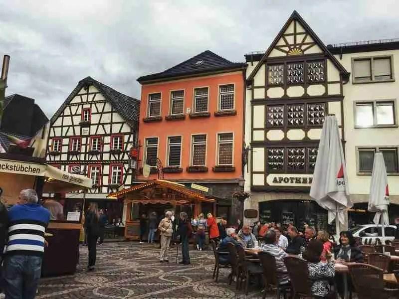 Ahrweiler Markt Germany