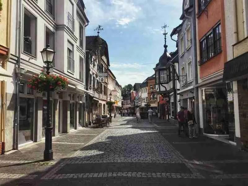 Ahrweiler Markt Street