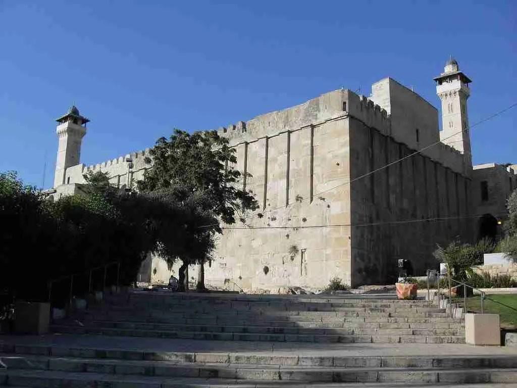 Parsha Chayei Sara Cave of the Patriarhcs