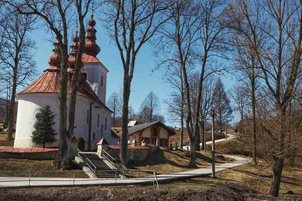 Cigelka Orthodox Church