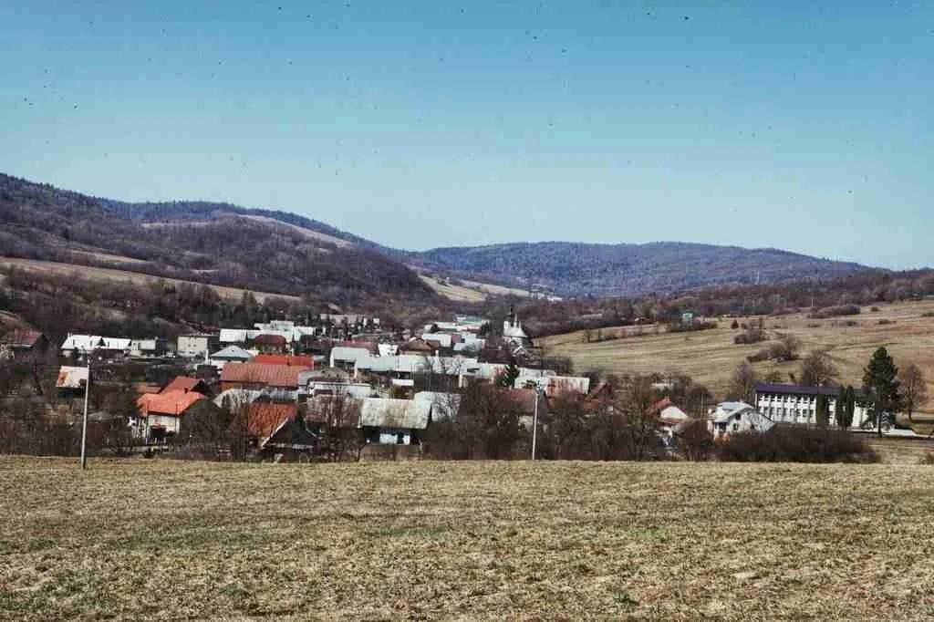 Northeastern Slovakia Countryside