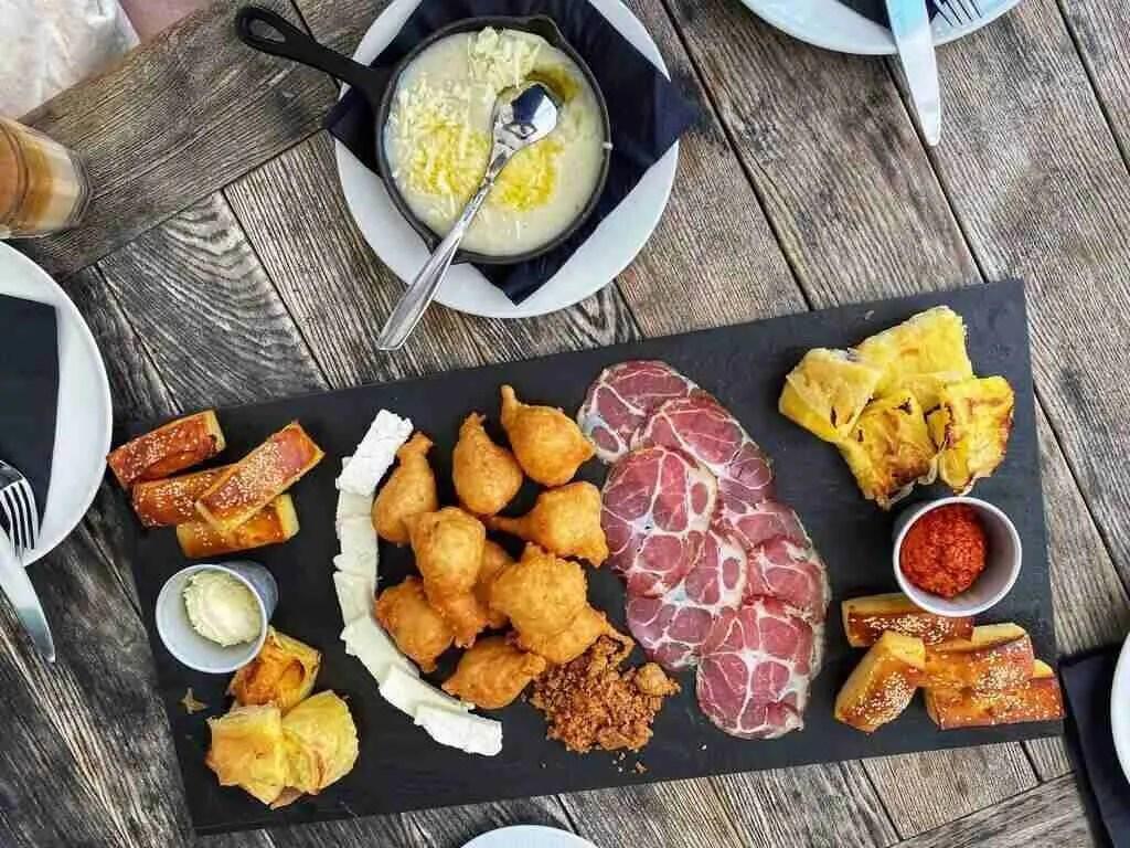 Belgrade Ambar Breakfast