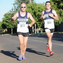 McCarthy Half Marathon - Along the route