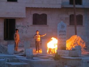 2 The martyr graveyard of Ma'arra