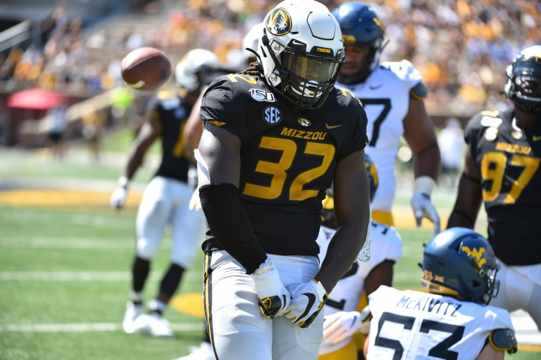 2021 NFL Draft: Nick Bolton presents definition of teach tape on film