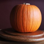 One Pumpkin, Part One: Chocolaty Chocolate Pumpkin Pie