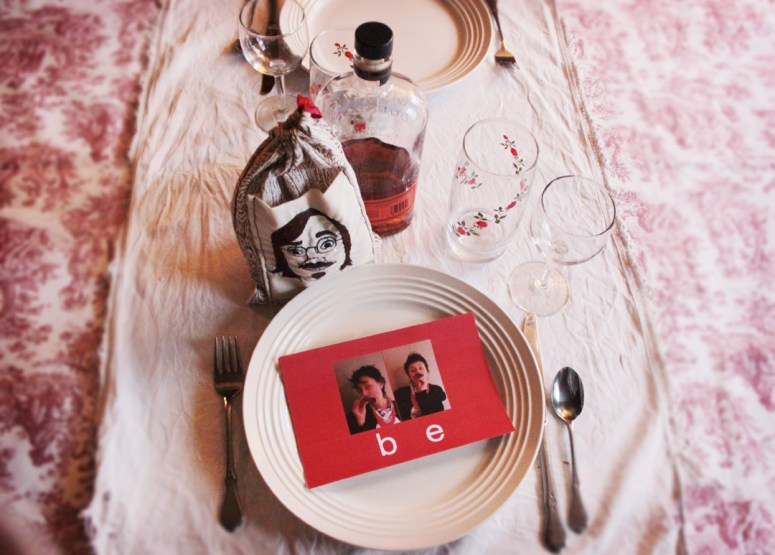 Everybourbon Says I Love You:  The Dinner At Last