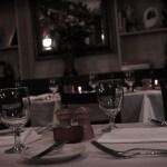Mon Anniversaire au Restaurant Le Pommier