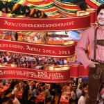 "A German Chocolate Cake for ""Apriltoberearthweberfest"""