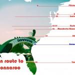 En Route to Bonnaroo:  Savannah