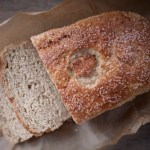 Valentine's Day Observed:  A Warm Heart[h] & The Smell of Fresh Bread