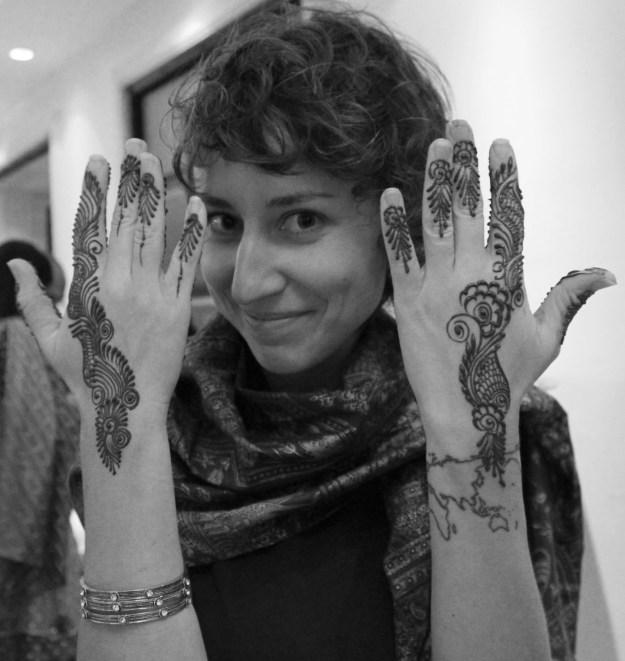 Henna Finale