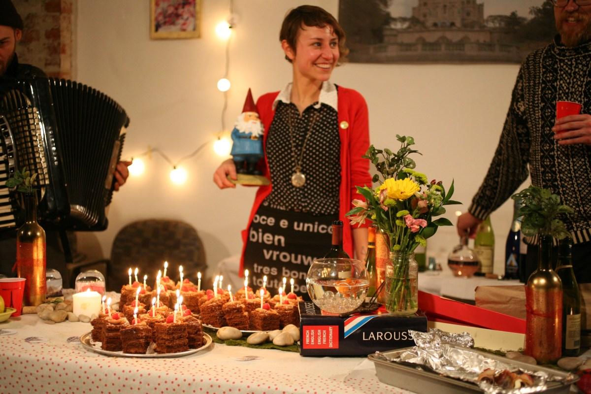 An Amélie Themed Party: Parlez-vous français?