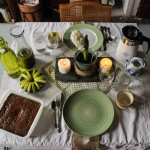 An Irish Brunch For Erica (Potato Egg Bake & Sticky Toffee Pudding)