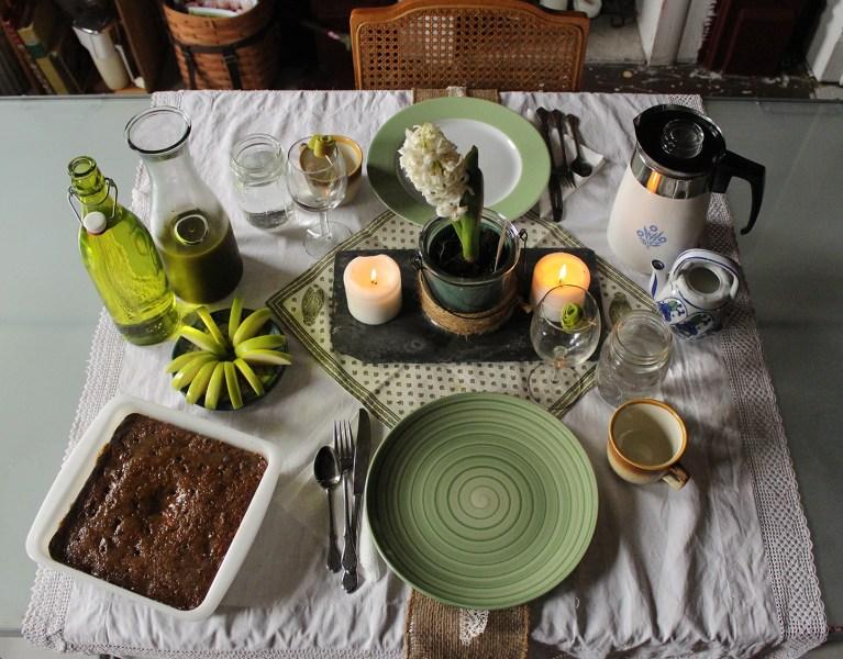 An Irish Brunch For Erica (Potato Egg Bake & Sticky Toffee Pudding)