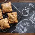 Homemade Whole-Wheat Maple & Apple Pop Tarts