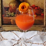 Juice of the Week: Orange Rosette