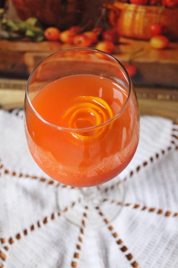 Orange Rosette 02