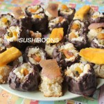 I Love You Like You Love Sushi (Sushi Inspired Macaroons)