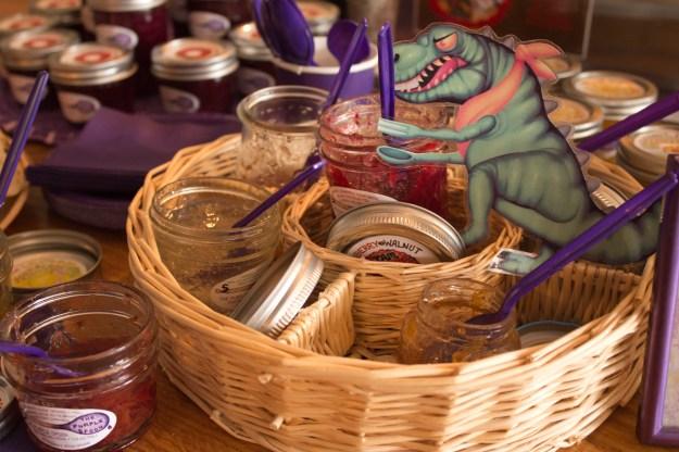 The Purple Spoon and Diningsaur
