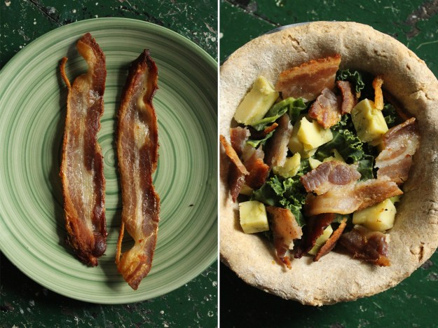 Bacon and Quiche