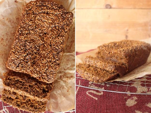 Carrot Ginger Molasses Bread 02